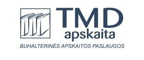 TMD apskaita, UAB