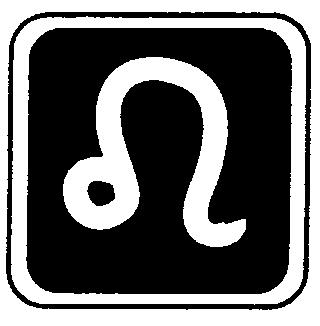 Zodiako ženklas liūtas