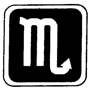 Zodiako ženklas skorpionas
