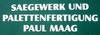 UAB SAEGEWERK UND PALETTENFERTIGUNG PAUL MAAG darbo skelbimai